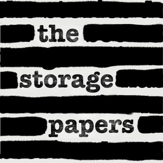 The Storage Papers Cover Art