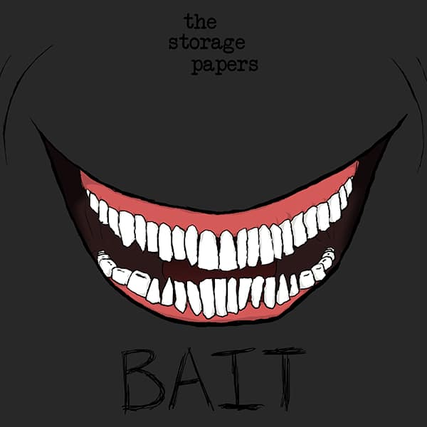 Bait - The Storage Papers podcast episode art