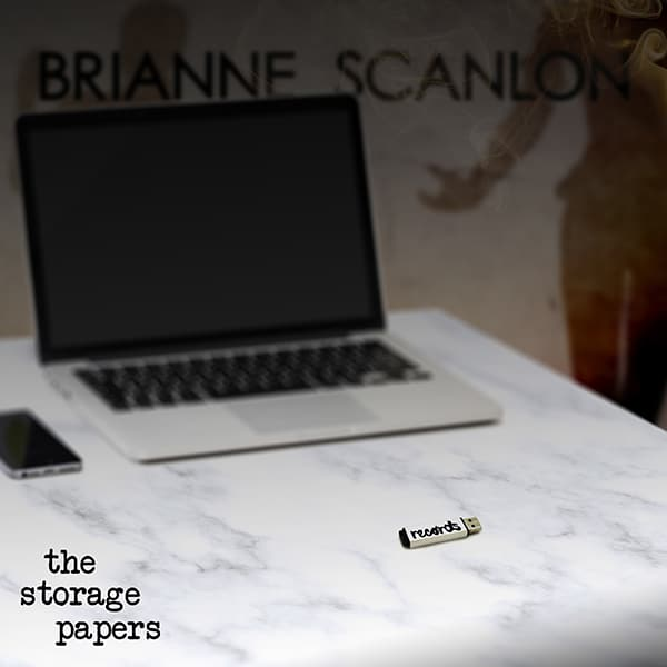 Brianne Scanlon - The Storage Papers podcast episode art