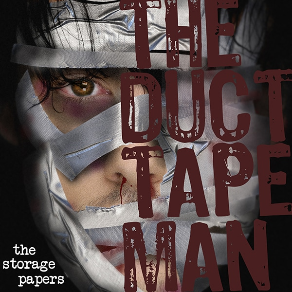 The Duct Tape Man - The Storage Papers episode art