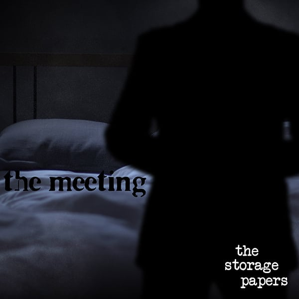 The Meeting - The Storage Papers podcast episode art
