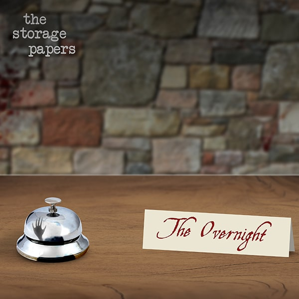 The Overnight - The Storage Papers podcast episode art